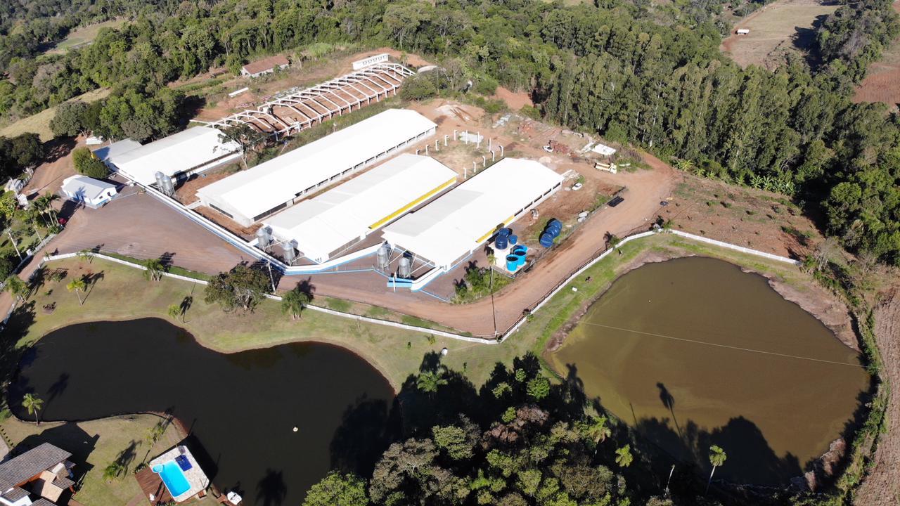 Granja da Lagoa - Construsui
